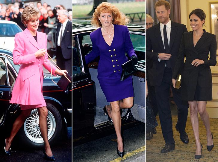 Фото №1 - Почему герцогиня Меган может позволить себе мини
