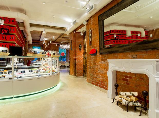 Фото №3 - «Брусника»: новое городское кафе на Большой Бронной