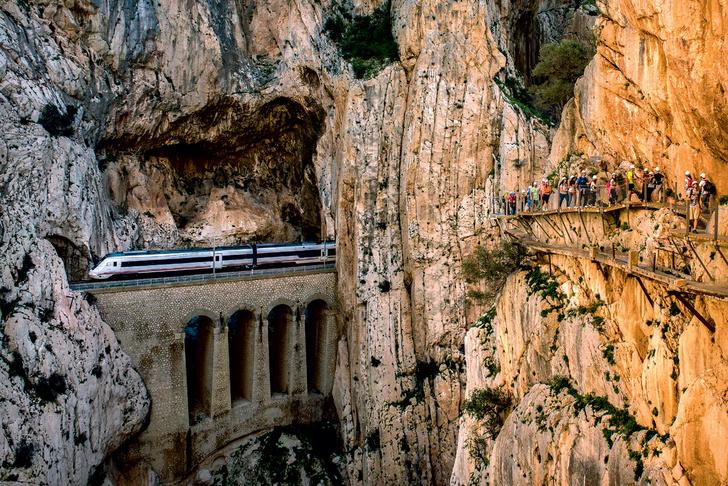 Фото №1 - Один кадр: Испания