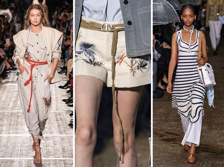 Фото №10 - 10 трендов весны и лета 2020 с Недели моды в Париже