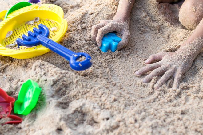 Фото №2 - Жуткие инфекции, которые прячутся в песочнице