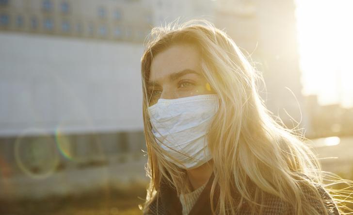 Фото №1 - Почему нельзя ходить без маски в условиях пандемии