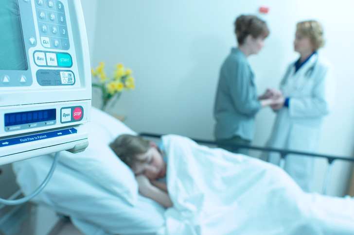 Фото №1 - Ребенок после больницы: как ему помочь прийти в себя