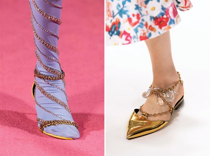 Фото №9 - 10 трендов весны и лета 2020 с Недели моды в Лондоне