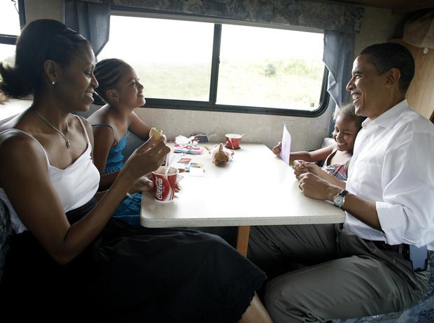 Фото №10 - Мишель Обама и ее триумф: как проходило «становление» Первой леди