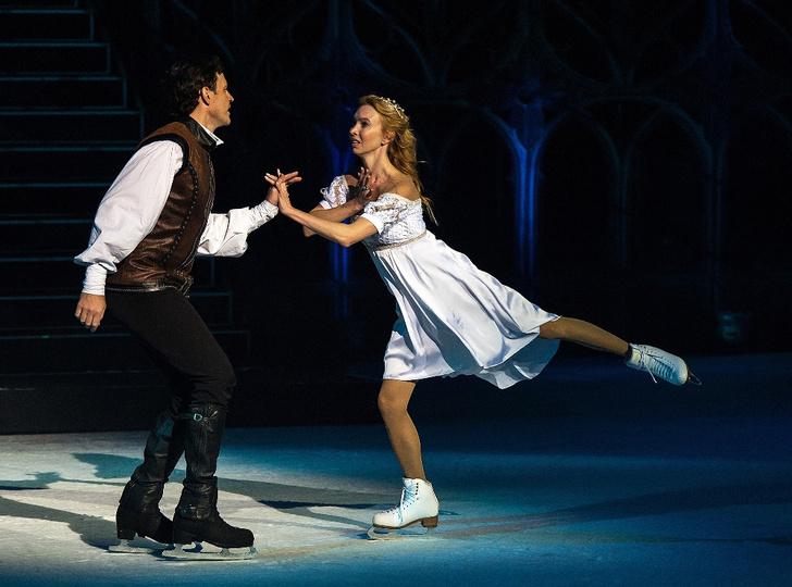 Фото №1 - В Москве пройдет «Ромео и Джульетта» Авербуха — самое успешное ледовое шоу в России