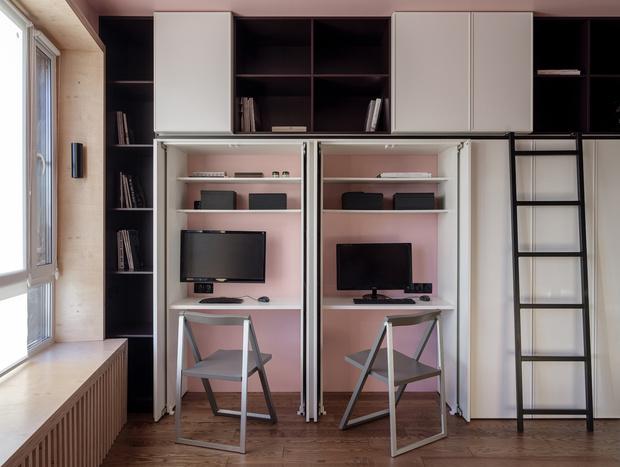 Фото №6 - 10 идей для домашнего офиса