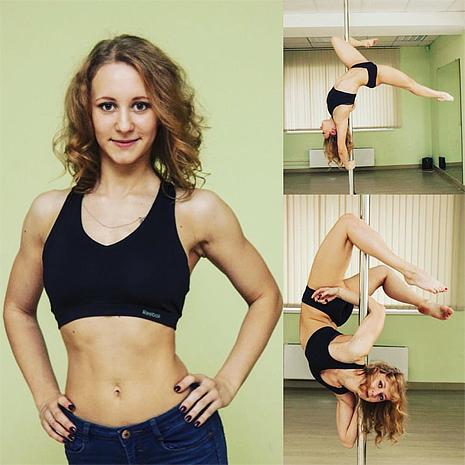 Елена Михалева, танцовщица, фото