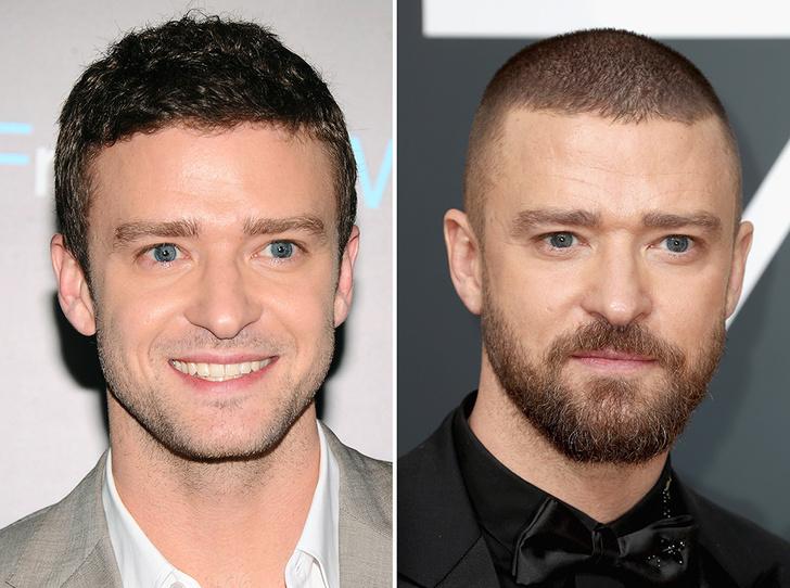 Фото №25 - 35 звездных фото, доказывающих, что иногда лучше побриться