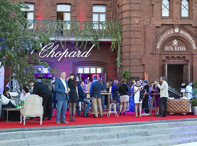 Фото №4 - Компания Chopard представила ювелирную коллекцию Red Carpet 2015