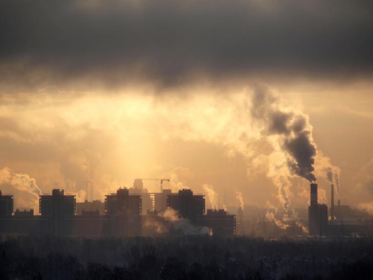 Фото №1 - Названы города с самым загрязненным воздухом