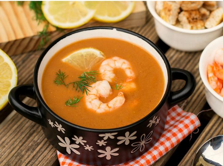 Фото №4 - Суп биск: 3 популярных рецепта изысканного блюда