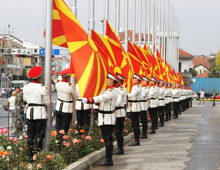 Фото №1 - Македония официально изменила название