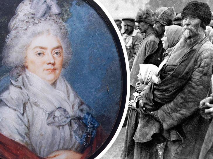 Фото №1 - Кровавая барыня: история Салтычихи— самой жестокой женщины царской России