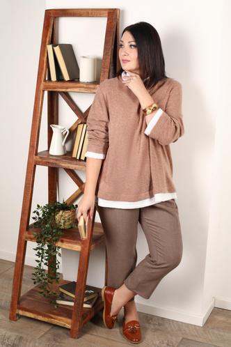 Фото №5 - Укрупняемся: как быть красоткой plus size и как развивается этот сегмент моды, рассказывает LEOMAX