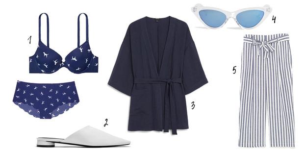 Фото №2 - It`s august, girl: 5 стильных образов для последнего месяца лета