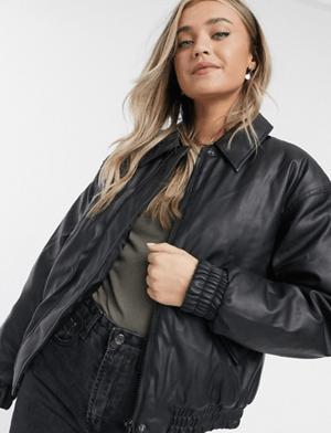 Фото №2 - Что будем носить весной 2021: топ-5 модных кожаных курток