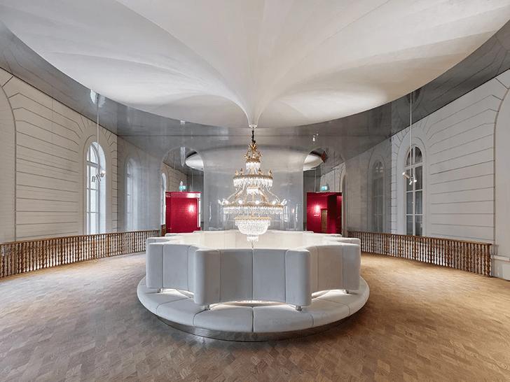 Фото №8 - Herzog & de Meuron: реконструкция концертного зала XIX века