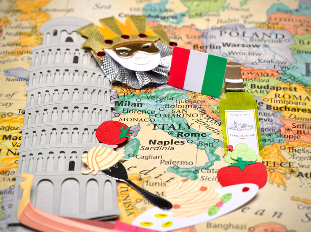 Фото №1 - Что привезти из Италии: 5 продуктов, обязательных к «вывозу» (и это не макароны)