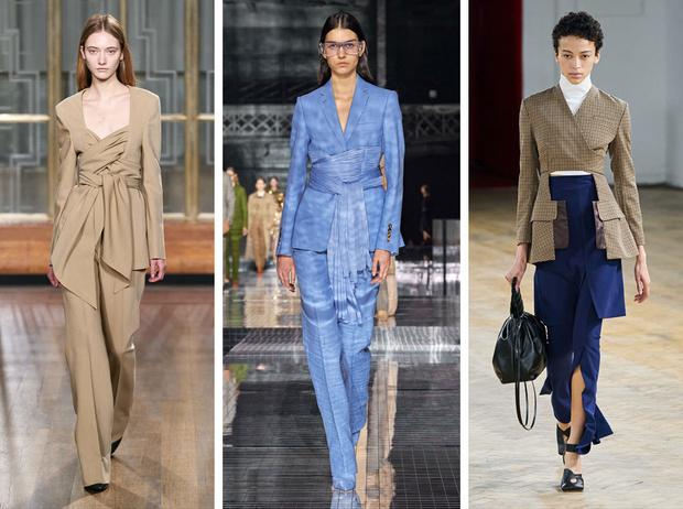 Фото №2 - 10 трендов осени и зимы 2020/21 с Недели моды в Лондоне