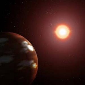 Фото №1 - Обнаружена планета из горячего льда