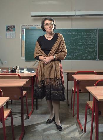 Людмила Печатникова, преподаватель русского языка и литературы в средней школе