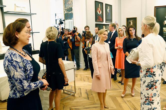 Фото №10 - G7 в Брюсселе: как выглядят первые леди европейских государств