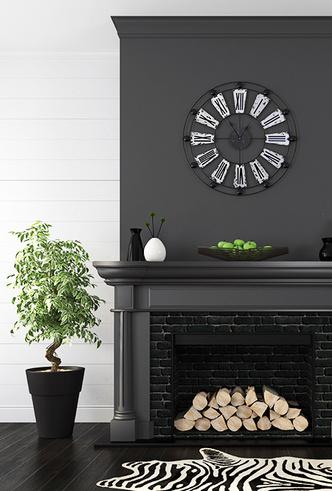 Фото №14 - Совсем не мрачно: черный цвет в интерьере и как его грамотно использовать