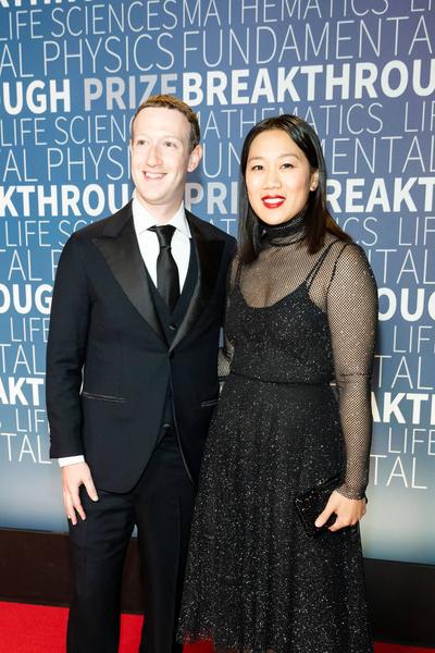 Как Марк Цукерберг и Присцилла Чан выглядят в обычной жизни, фото