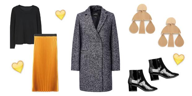 Фото №3 - 5 способов носить пальто