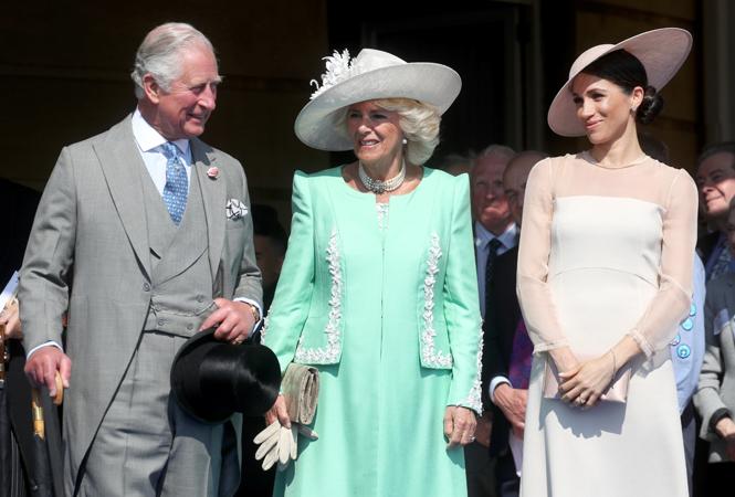 Фото №2 - Принц Чарльз намекнул на дату рождения первенца Сассекских