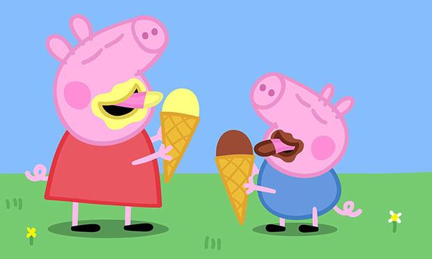 Фото №1 - 10 причин запретить ребенку смотреть «Свинку Пеппу»