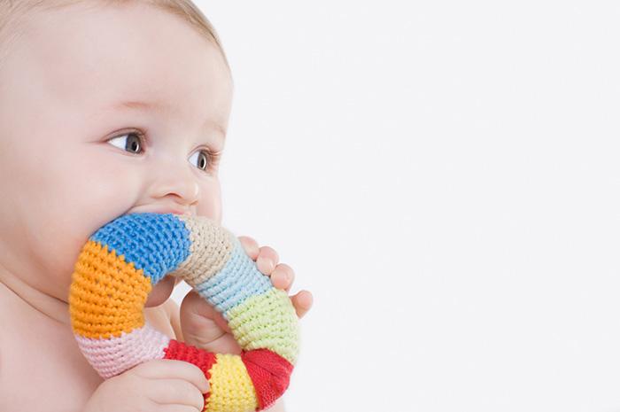 Фото №1 - Малыш познает мир