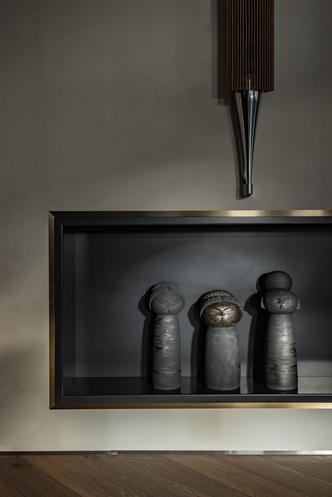 Фото №8 - Петербургский классицизм в современном ключе: квартира 195 м²