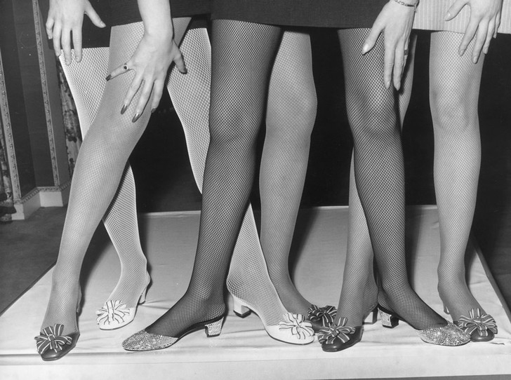 Фото №3 - Секреты моделей: идеальные ноги