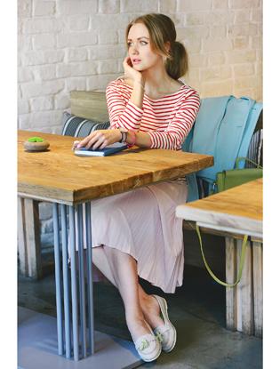 Фото №2 - Блогер Анна Миддэй: «Мода у меня вызывает ассоциации со стадным рефлексом»