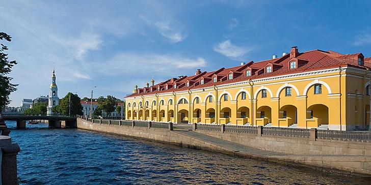 Фото №1 - Новый отель Holiday Inn в Санкт-Петербурге