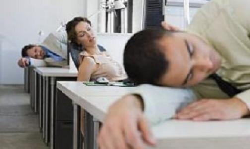Фото №1 - 40% россиян постоянно не высыпаются из-за работы