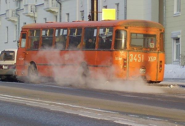 Фото №1 - Автобусы для лучшего общества