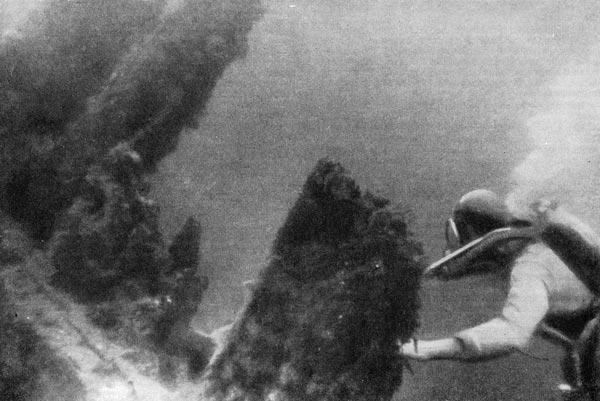Фото №4 - Быль о легендарном фрегате