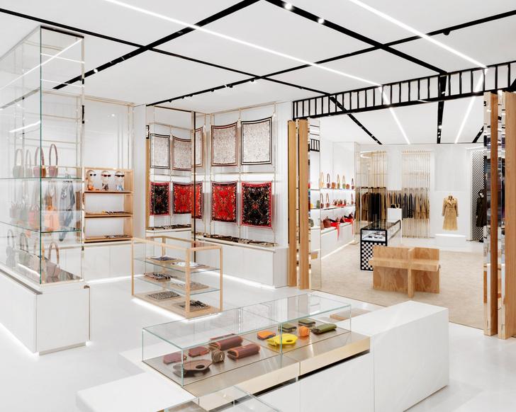 Фото №7 - Новый бутик Burberry по дизайну Винченцо де Котиса в Лондоне