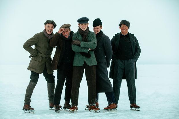 Фото №1 - Карманники на льду: вышел трейлер приключенческого фильма «Серебряные коньки»