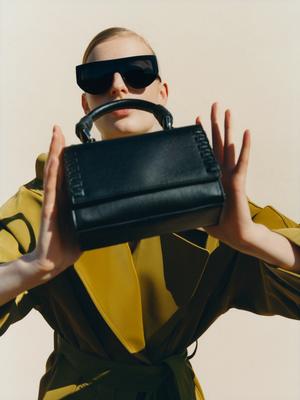 Фото №5 - Пастель, кожа и неон: 20 самых модных вещей из весенней коллекции Reserved