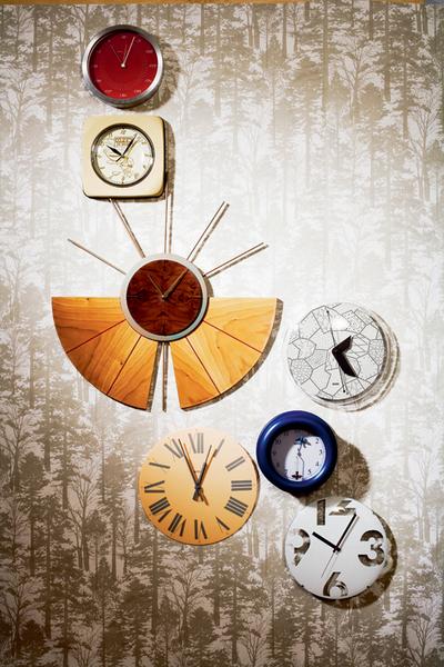 Фото №1 - 25 настенных часов к Новому году