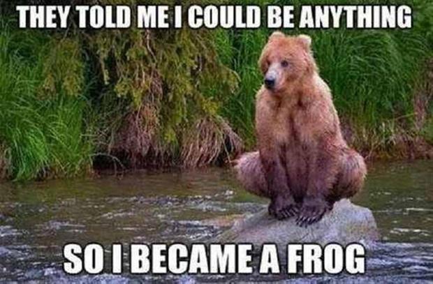 Фото №18 - Милота и угар: 20 дико ржачных мемов про животных