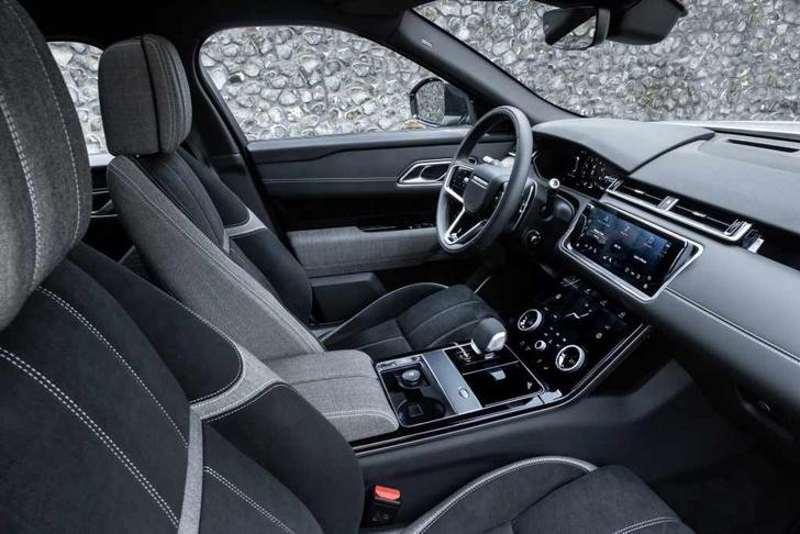 Фото №9 - Range Rover Velar — скрытая угроза