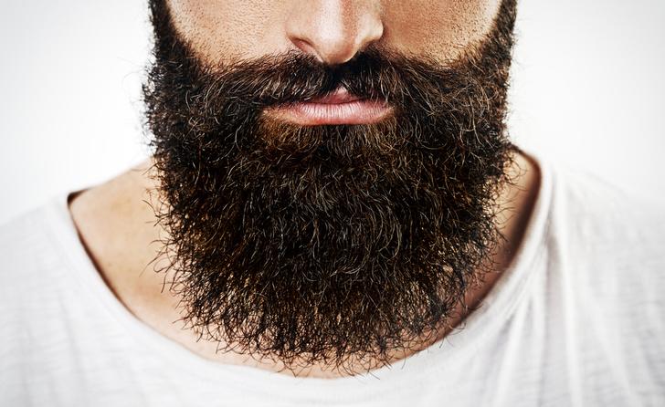 Фото №1 - В мужской бороде меньше бактерий, чем на гладкой коже