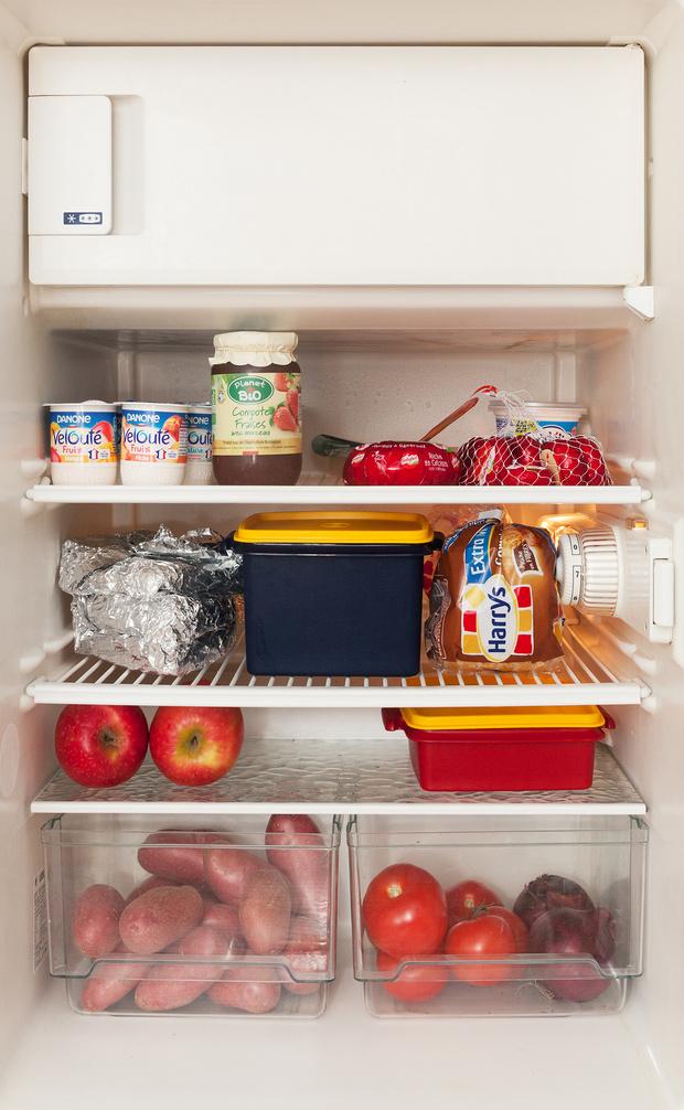 Фото №26 - Что лежит в холодильнике у жителей разных стран: 54 любознательных фото
