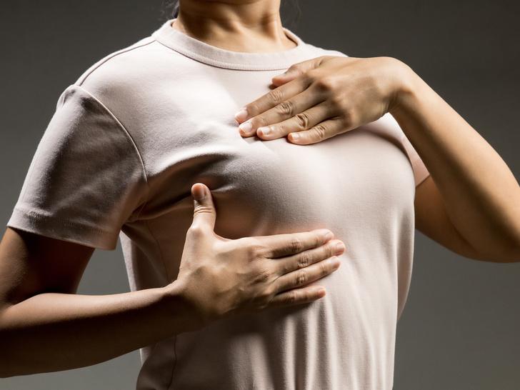 Фото №2 - 4 простых упражнения для красивой и подтянутой груди