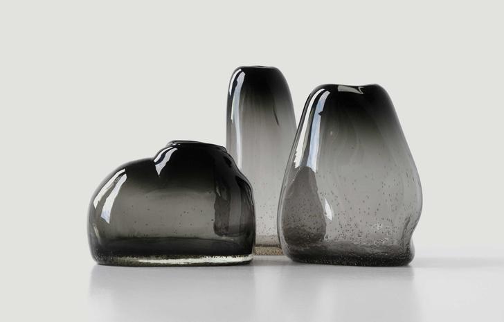 Фото №7 - Портреты воды: новая коллекция декора из стекла от Faina